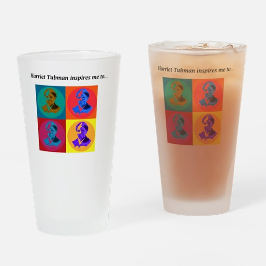 Cool Harriet tubman Drinking Glass