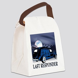 Last Responder Canvas Lunch Bag