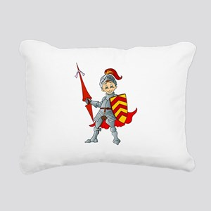Let's Go Medieval - Joll Rectangular Canvas Pillow