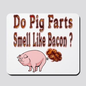Pig Farts Mousepad