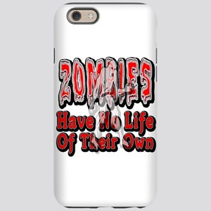 Zombies Shadow iPhone 6 Tough Case