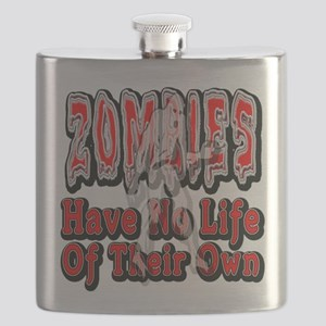 Zombies Shadow Flask