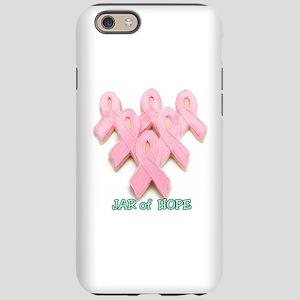 pinktober cookies iPhone 6/6s Tough Case