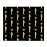 Academy awards Fleece Blankets