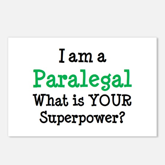 paralegal Postcards (Package of 8)