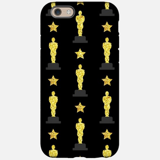 Gold Oscar Statue iPhone 6/6s Tough Case