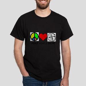 Peace, Love & Cache T-Shirt