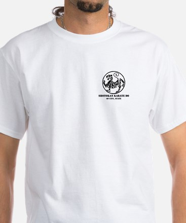 CREATE YOUR OWN PERSONALIZED SHOTOKA White T-Shirt