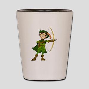 Let's Go Medieval - Forest Archer Shot Glass