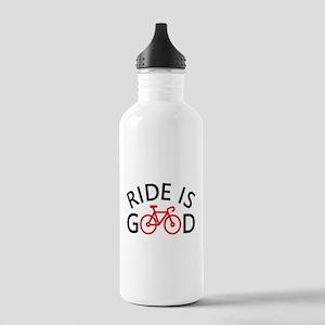 Ride is Good Water Bottle