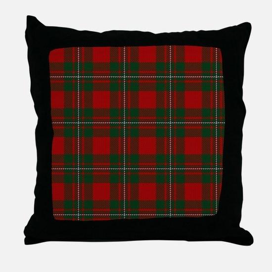 Unique Clan Throw Pillow