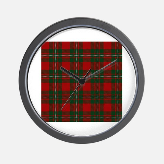 Cute Clan Wall Clock