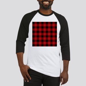 Cottage Buffalo Plaid Lumberjack Baseball Jersey