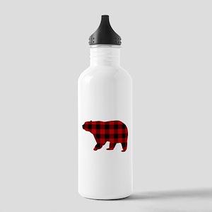 lumberjack buffalo pla Stainless Water Bottle 1.0L