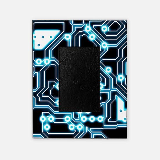 ElecTRON - Blue/Black Picture Frame