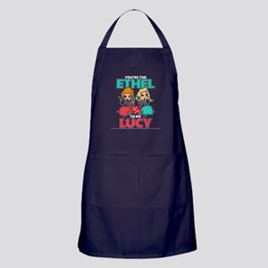 Ethel to my Lucy Apron (dark)