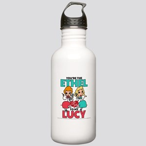 Ethel to my Lucy Stainless Water Bottle 1.0L