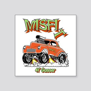 41 Willys Gasser MISFIT Sticker
