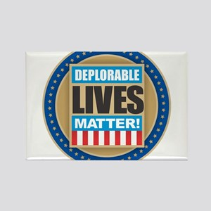 Deplorable Lives Matter Magnets