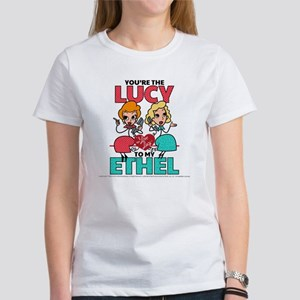 Lucy to my Ethel Women's T-Shirt