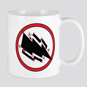 Static Shock Logo Mugs