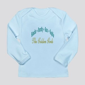 Blanche Dorothy Rose So Long Sleeve Infant T-Shirt