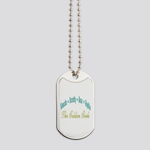 Blanche Dorothy Rose Sophia Dog Tags