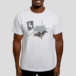 Hippo wants to be an Unicorn T-Shirt
