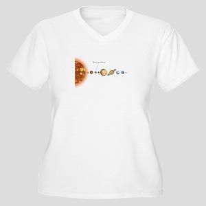 bf0bd3bf8b6 Venus Women s Plus Size T-Shirts - CafePress