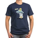 Myths & Monsters Aliens Fitted T-Shirt