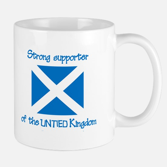 Strong supporter of the UNTIED Kingdom Mugs