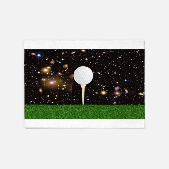 Golf Galaxy 5'x7'Area Rug