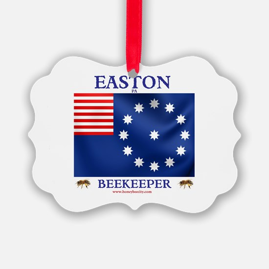 Easton Beekeeper Ornament