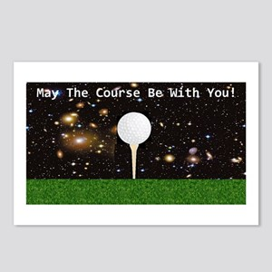 Golf Galaxy Postcards (Package of 8)