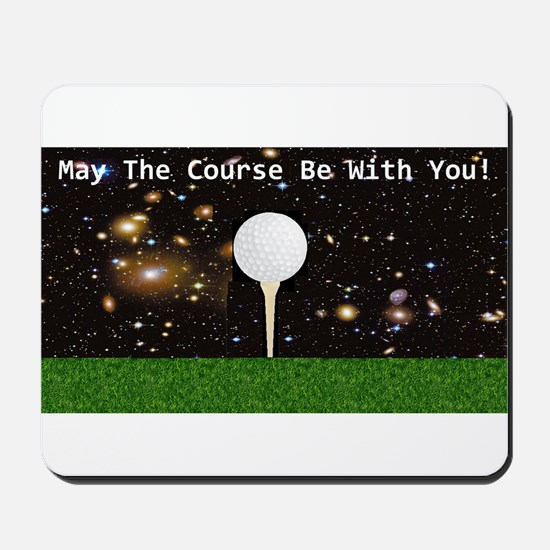 Golf Galaxy Mousepad