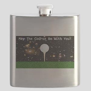 Golf Galaxy Flask