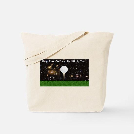 Golf Galaxy Tote Bag