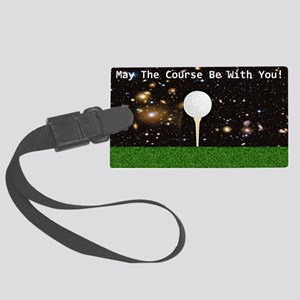 Golf Galaxy Large Luggage Tag