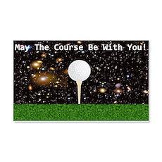 Golf Galaxy Wall Decal