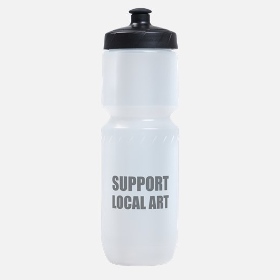 Support Local Art Sports Bottle