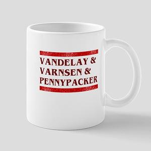 Vandelay & Varnsen & PennyPacker Mugs