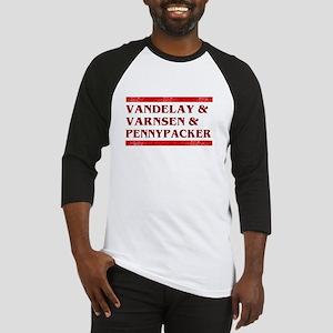 Vandelay & Varnsen & PennyPacker Baseball Jersey