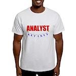 Retired Analyst Light T-Shirt