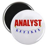 Retired Analyst Magnet