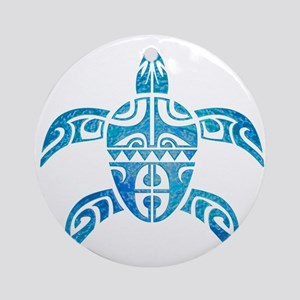MARINER Round Ornament