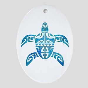 MARINER Oval Ornament