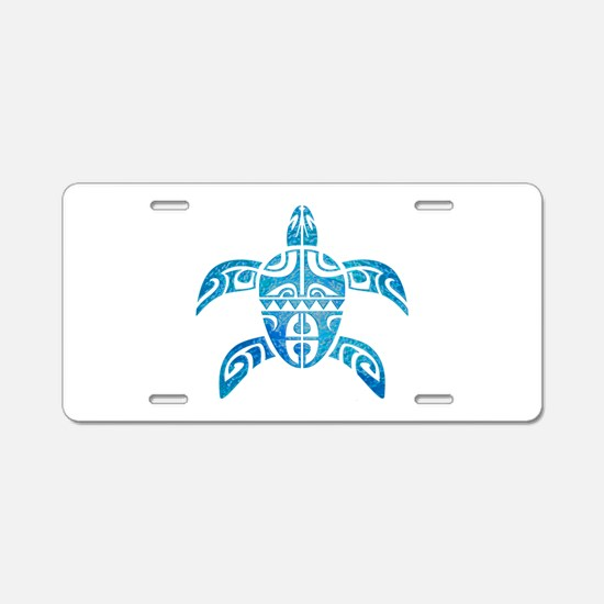 MARINER Aluminum License Plate