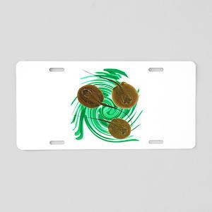 RAYS Aluminum License Plate