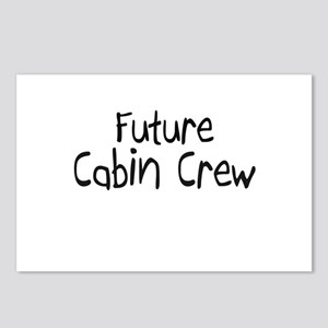 Future Cabin Crew Postcards (Package of 8)