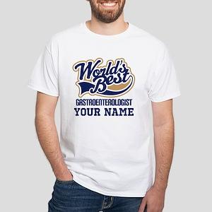 Gastroenterologist Personalized Gift T-Shirt